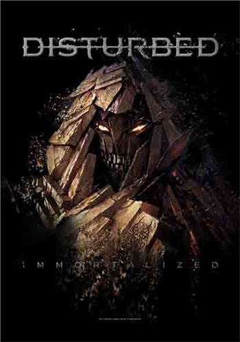 Buy Immortalized by Disturbed
