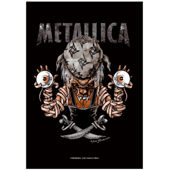 Metallica Pirate