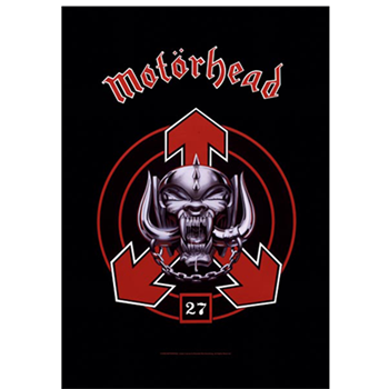 Buy 27 Flag by Motorhead