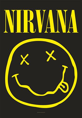 Buy Smiley Flag by Nirvana