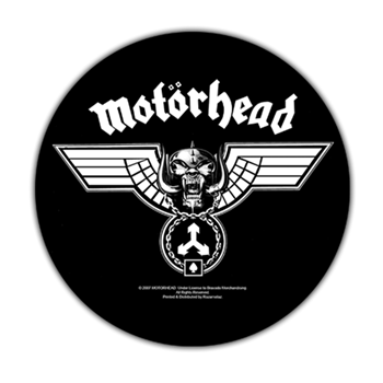 Motorhead Hammered Patch