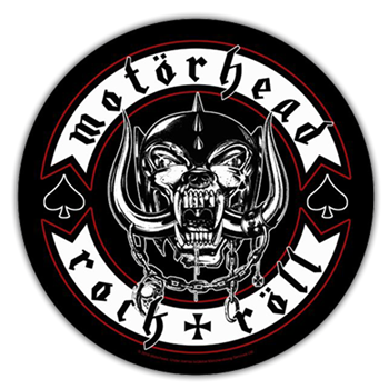 Buy Biker Patch by Motorhead