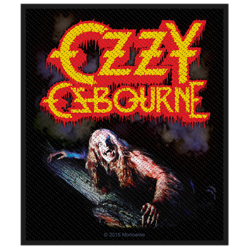 Buy Bark At The Moon Patch by Ozzy Osbourne