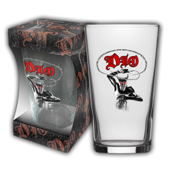Buy Holy Diver Beer Glass by Dio