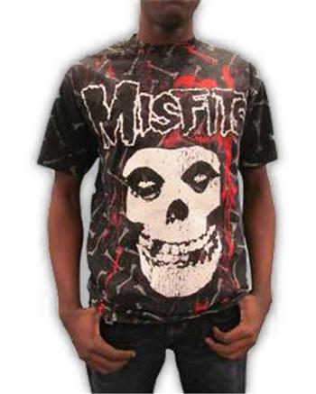 Buy Bones Allover by Misfits