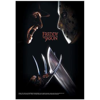 Freddy Vs. Jason Movie Poster