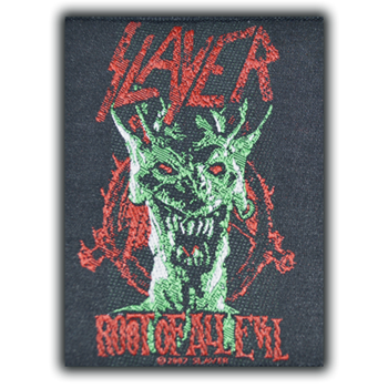 Buy Root Of All Evil Patch by Slayer