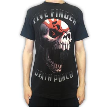 Five Finger Death Punch Speech T-Shirt