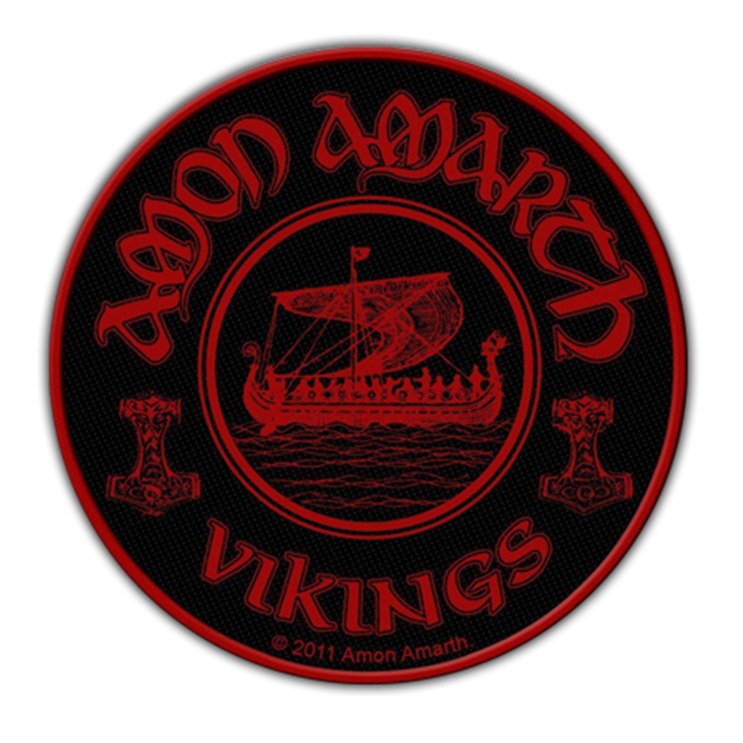 Vikings Patch