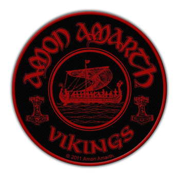 Buy Vikings Patch by Amon Amarth