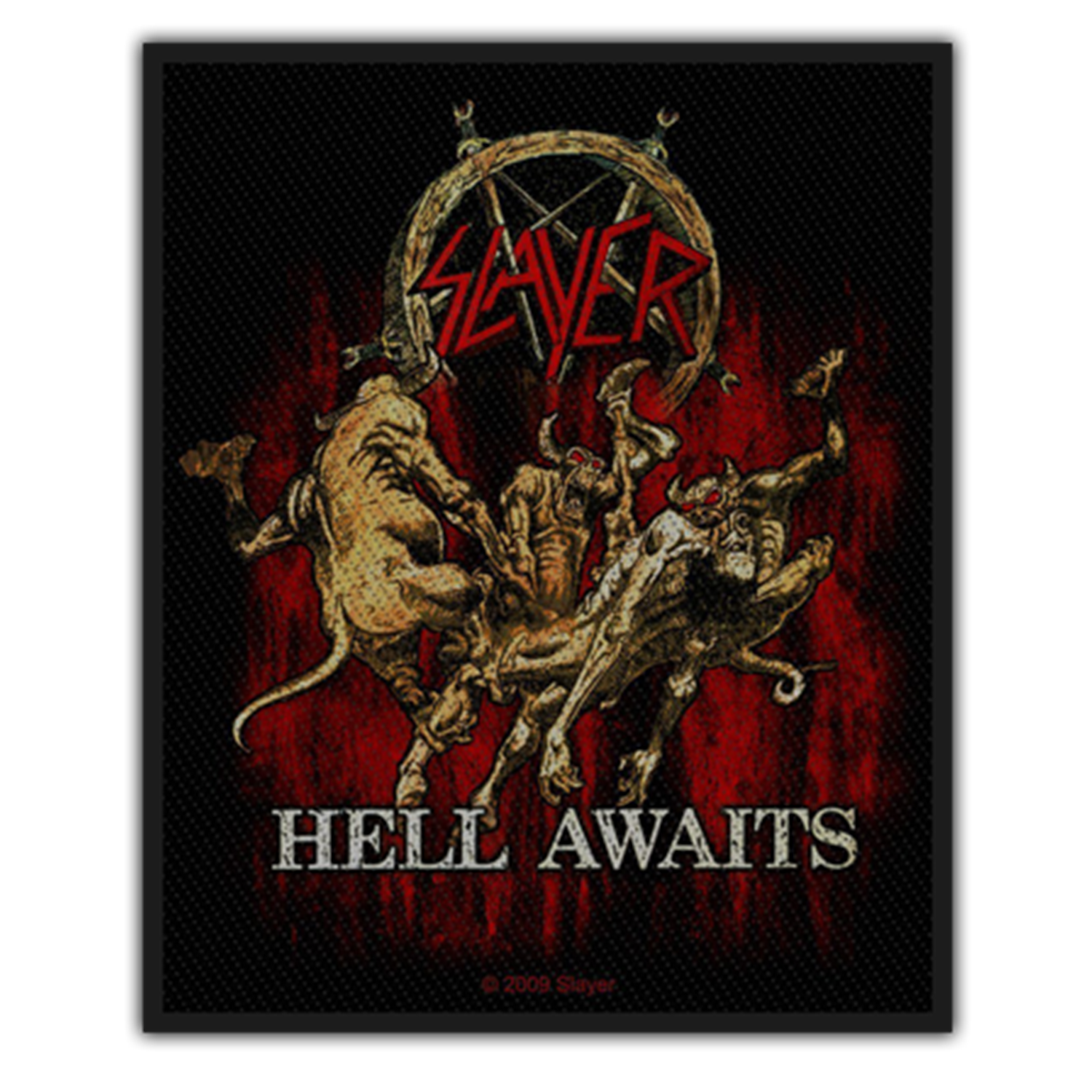 Hell Awaits Patch