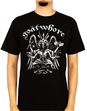 Goatwhore Who Needs God (Import) T-Shirt