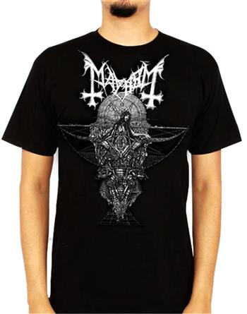 Buy Trinity (Import) T-Shirt by Mayhem