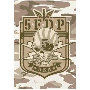 Buy Camo Skull by Five Finger Death Punch