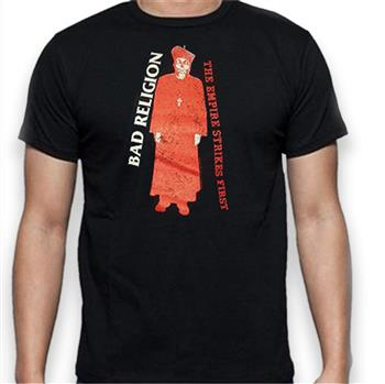 Buy Priest T-Shirt by Bad Religion