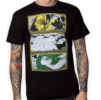 Buy Money & Weed T-Shirt by Urban Street Wear