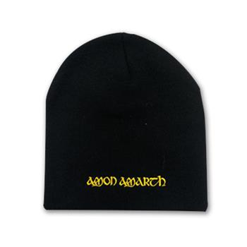 Amon Amarth Gold Logo