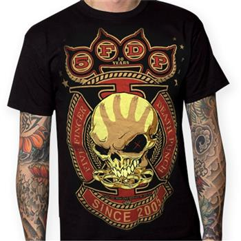 Five Finger Death Punch Anniversary X T-Shirt