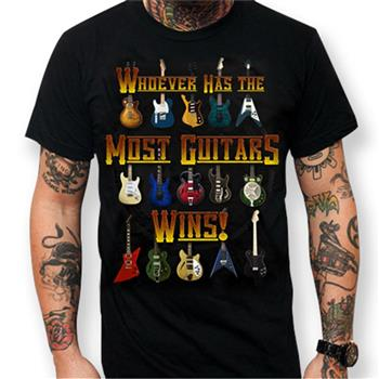 Buy Most Guitars Wins by GENERIC