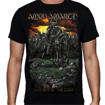Amon Amarth DOTG Battle field T-Shirt