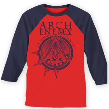 Buy Symbol 3/4 Sleeve by ARCH ENEMY