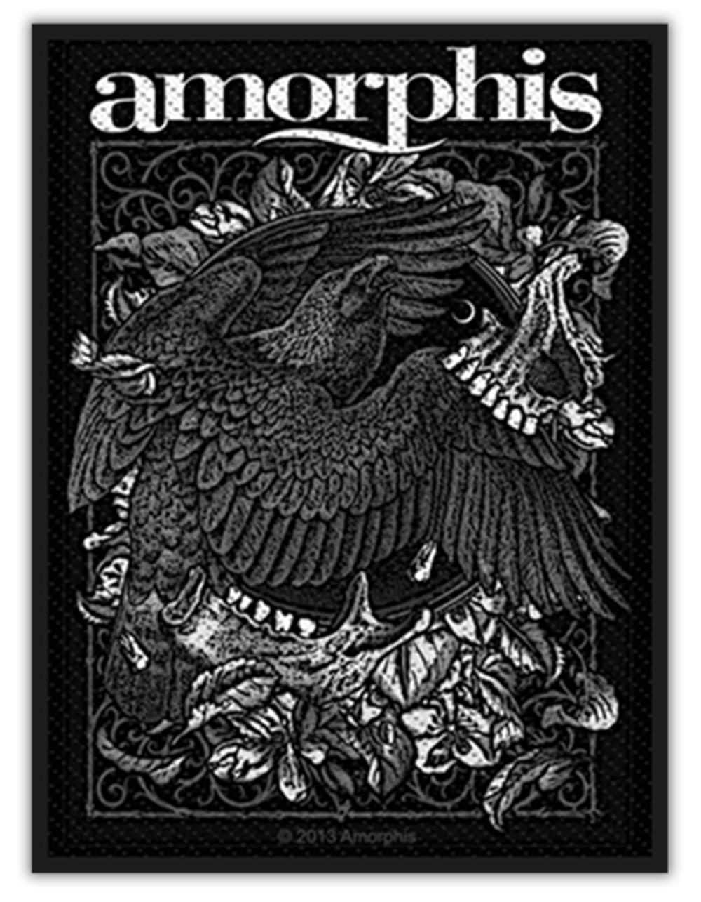 Black Bird Patch