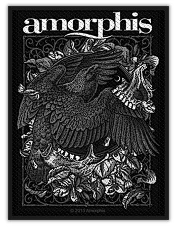 Amorphis Black Bird Patch