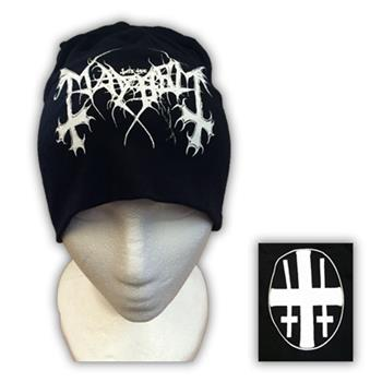 Buy Logo / Crosses (Discharge) by Mayhem