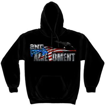 Buy AR15 Second Amendment flag by Erazor Bits