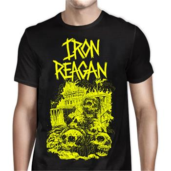 Iron Reagan Capital Skulls