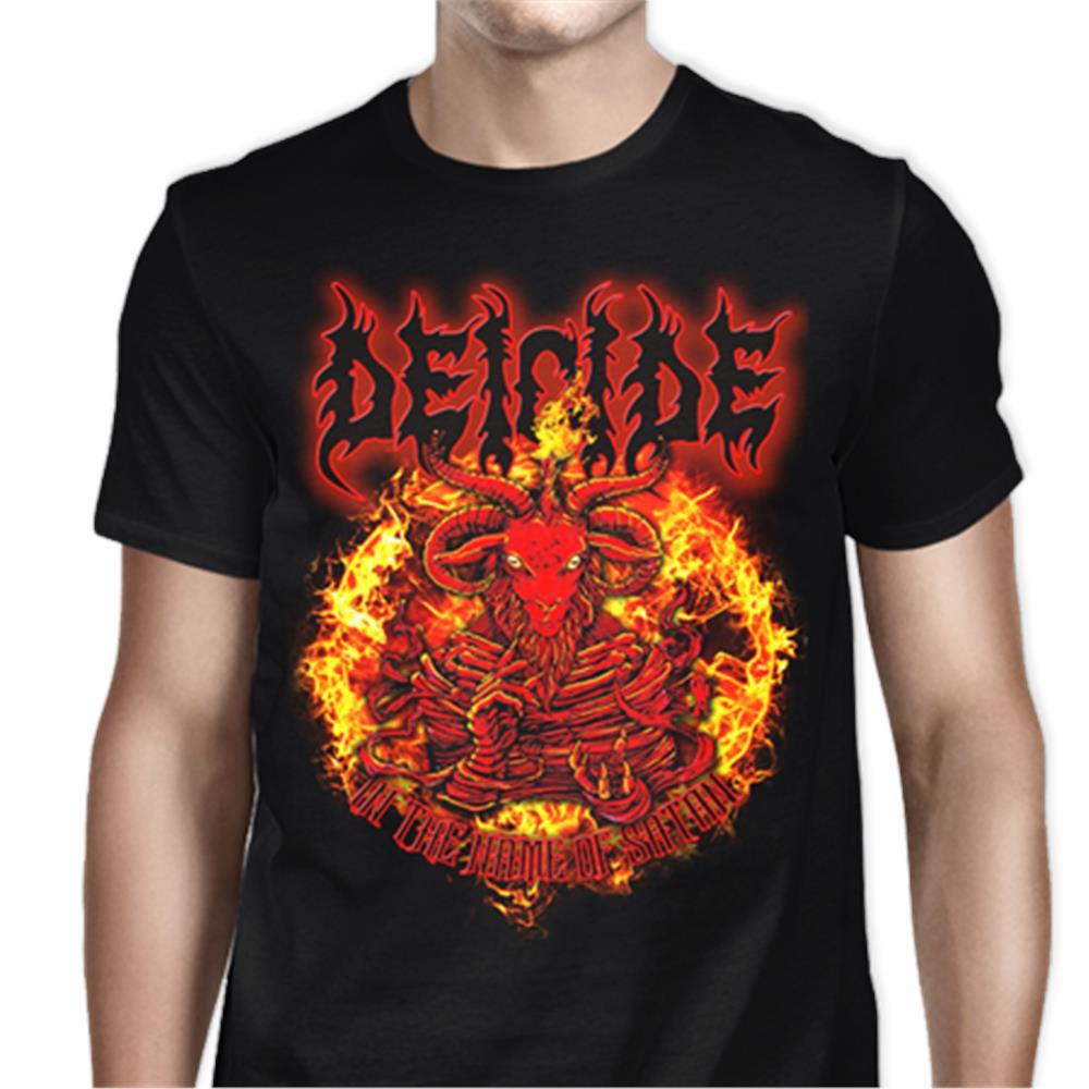 Name of Satan (Dates/Back) T-Shirt