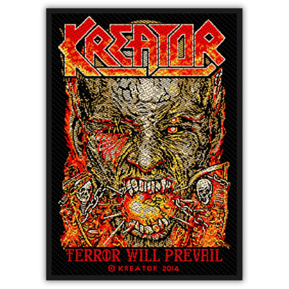 Terror Will Prevail Patch