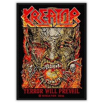 Kreator Terror Will Prevail Patch
