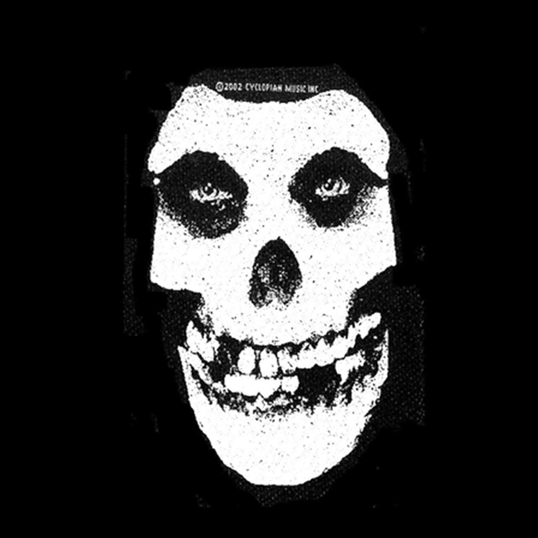 Classic Skull Patch