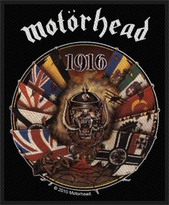 Buy 1916 Patch by Motorhead