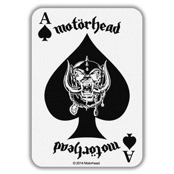 Buy Ace Of Spades Card Patch by Motorhead