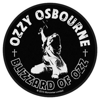 Buy Blizzard Of Ozz (Round) by OZZY OSBOURNE