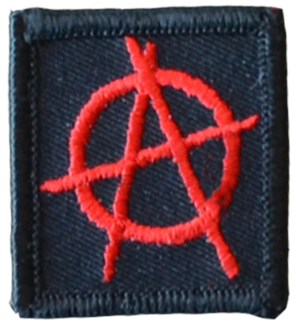 Anarchy Small Patch Patch