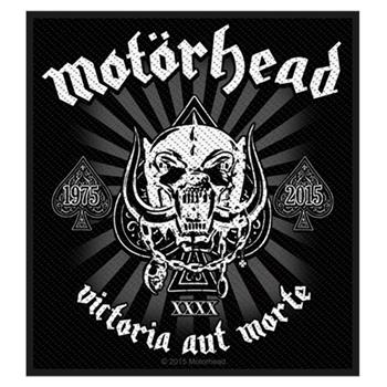 Motorhead Victoria Aut Morte Patch