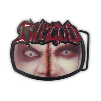 Twiztid Crazy Eyes Buckle