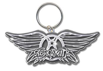 Buy Wings Logo (Keychain) by AEROSMITH