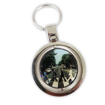 Beatles Abbey Road Keychain