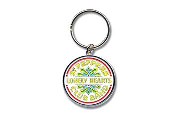 Buy Sgt. Pepper Logo Keychain by Beatles