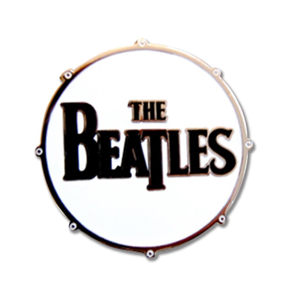 Bass Drum Logo (Pin)