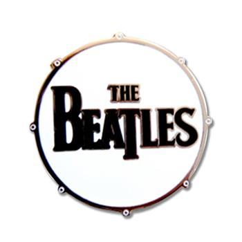 Beatles Bass Drum Logo (Pin)
