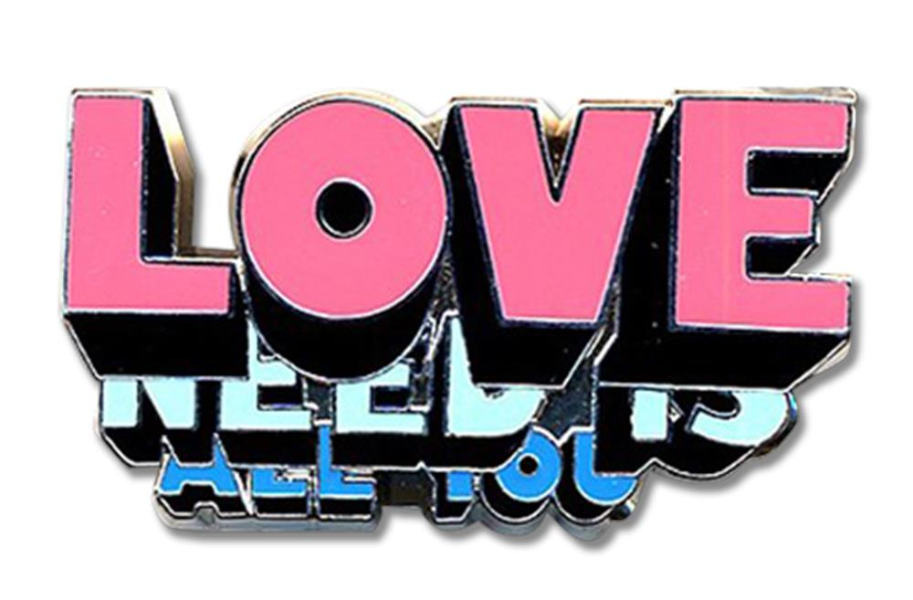 All You Need Is Love (Pin)