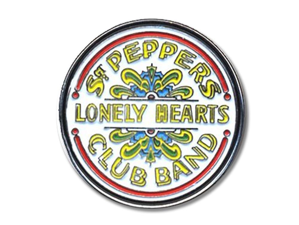 Sgt. Pepper Logo (Pin)