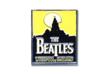 Beatles Liverpool England (Pin)