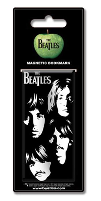 Beatles Faces (Bookmark Magnet) Magnet