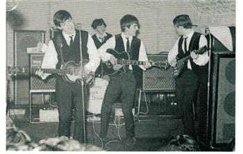 Buy Live Black & White (Postcard) by Beatles